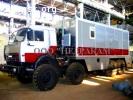 Лаборатории исследования скважин на шасси Камаз 43114