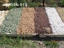 Природный камень  - яшма, кремний, серпентинит